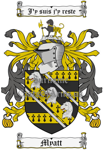 Coat of Arms Family Crest PNG Image Download